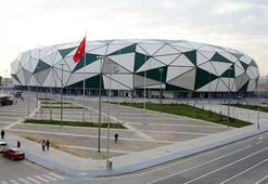 Torku Arena teknik adamları büyüledi
