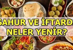 Ramazanda bunlara dikkat Sahur ve iftar nasıl yapılmalı