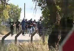 Sporting Lizbon taraftarı, tesisleri basıp futbolculara saldırdı
