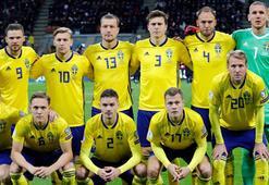 İsveçin Dünya Kupası kadrosu belli oldu