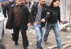 Sinyor Cambaz  kaçamadı