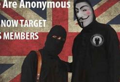Kimsenin yapamadığını Anonymous yaptı