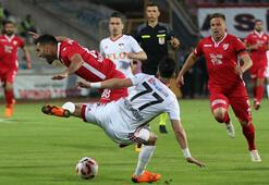 Boluspor - Gazişehir Gaziantep: 1-3