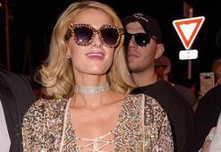 Paris Hilton da Cannesda