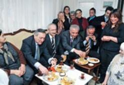 CHP 'öteki' Ankara'da