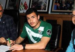 Bursaspor, Süheyl Çetinle uzattı