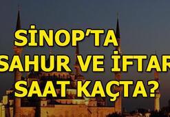 Sinopta iftar saat kaçta Sinop iftar ve sahur vakitleri