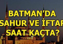 Batman ramazan imsakiyesi Batman sahur ve iftar vakitleri