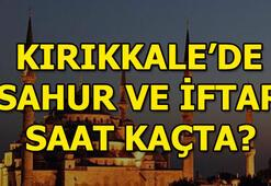 Kırıkkale ramazan imsakiyesi Kırıkkale sahur ve iftar vakitleri
