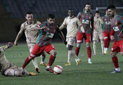 Karşıyaka - Osmanlıspor: 1-1