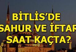 Bitlis iftar saati 2018 - Bitlisde sahur saat kaçta yapılacak