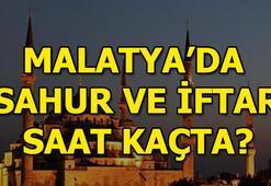 Malatyada İftar saat kaçta açılacak Malatya Ramazan imsakiyesi