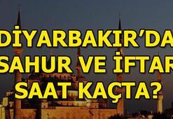 Diyarbakır iftar saati Diyarbakır iftar ve sahur saatleri