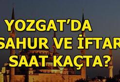 Yozgat sahur vakti Yozgat 2018 sahur ve iftar vakitleri