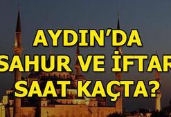 Aydında iftar vakti ne zaman Aydın 2018 sahur saati...
