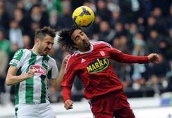 Torku Konyaspor-Medicana Sivasspor: 0-1