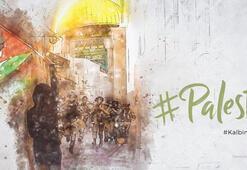 Trabzonspordan Filistine destek mesajı