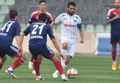 Denizlispor-Altınordu: 1-2