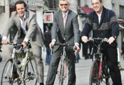 """""""İstanbul'da bisiklete binene yaratık gibi  bakıyorlar"""""""