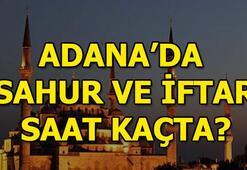 Adanada sahur saat kaçta Adana iftar vakti saati... (2018)