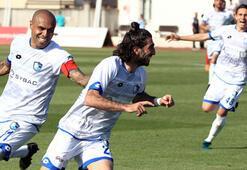 Ümraniyespor-BB Erzurumspor: 1-2