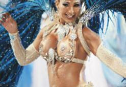 Rio'da 'en zevkli' oyun