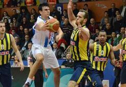 Fenerbahçe Ülker zirveye çıktı