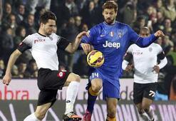 Juventus ve Roma 1 puanla yetindi