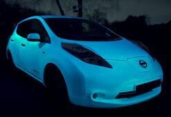 Nissan artık geceleri de parlayacak