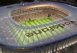 Vodafone Arenanın açılış tarihi kesinleşti