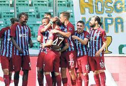 Trabzon'un tesellisi gol