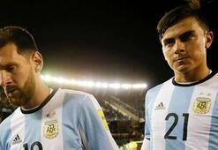 Arjantinin Dünya Kupası kadrosu belli oldu