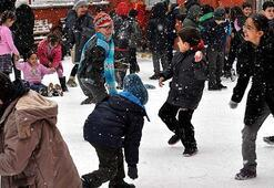 İstanbulda ve Ankarada 20 Şubat Perşembe günü okullar tatil mi