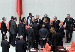 Meclis'te gerginlik sürüyor
