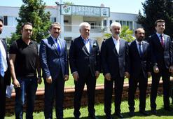 Bursaspora lise müjdesi