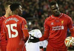 Balotellinin penaltıyı atması Liverpoolu karıştırdı