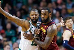 Celtics, Cavaliersı farklı geçti