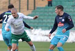 Bursaspor-Çaykur Rizespor: 1-1