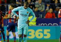 Levante - Barcelona: 5-4