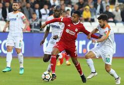 Demir Grup Sivasspor - Aytemiz Alanyaspor: 2-2