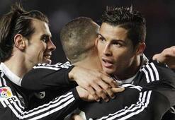 Real Madrid puan farkını 4e çıkardı