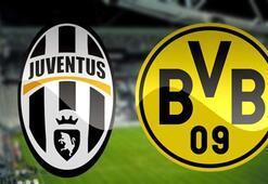Juventus Borussia Dortmund maç sonucu: 2-1