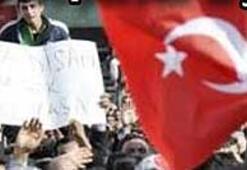 Erdoğanı kızdıran pankart