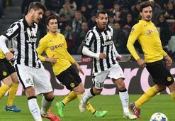 Juventus - Borussia Dortmund: 2-1
