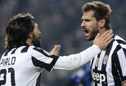 Juventus zirvede tek başına
