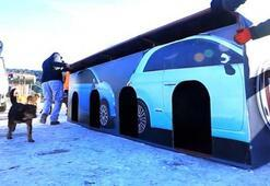 Fiat'ın reklam panoları Bolluca hayvanlarına yuva oldu