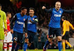 Arsenal - Monaco: 1-3