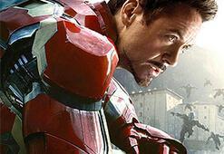 Iron Man Savaşa Hazır