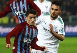 Trabzonspor, Bursaspora konuk olacak