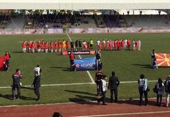 Türkiye-Makedonya: 4-1
